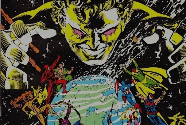 Image result for the beyonder marvel